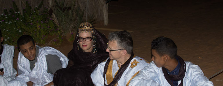 Sahara Bound, or How to Get Married in the Sahara